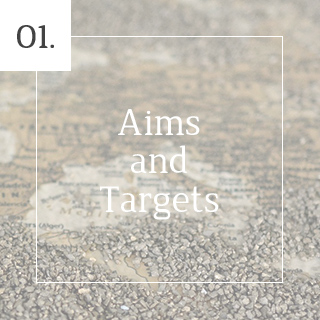 1.Aims and Targets